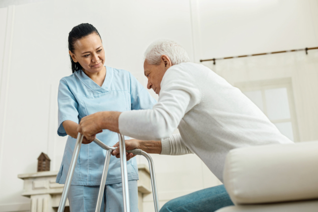 How to Reduce the Risk of Falls at Home